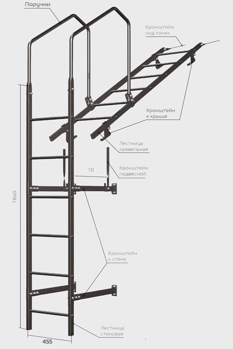 Универсальная лестница