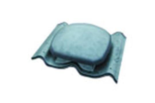Выход вентиляции для металлочерепицы