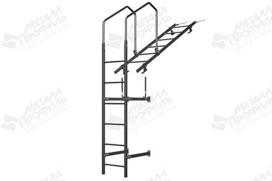 Универсальные (кровельные) лестницы